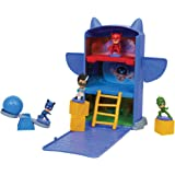 PJ Masks Fold N Go Headquarters for Boys 3+ and Above