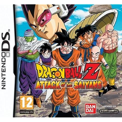 Dragon Ball Z: Attack of the Saiyans (Nintendo DS) [Importación Inglesa]