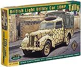 Ace 72500 - Light Utility britannica Car 10HP Tilly