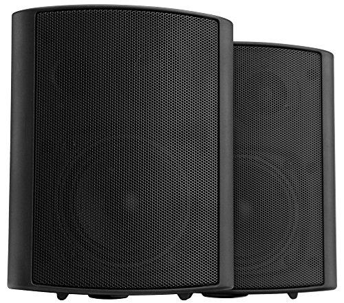 pronomic-usp-660-bk-paire-ela-hifi-haut-parleurs-muraux-enceinte-noire-240-watt