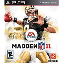 Madden NFL 11 (PS3) [Importación inglesa]