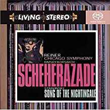 Living Stereo: Rimsky-Korsakov: Scheherazade / Stravinsky: Song of the Nightingale