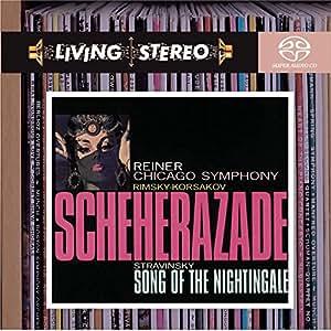 Rimsky-Korsakov: Scheherazade / Stravinsky: Song Of The Nightingale