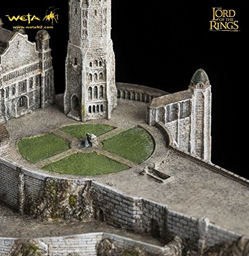 El Señor de los Anillos Diorama Minas Tirith 3