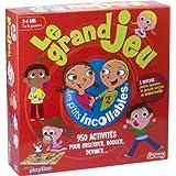 Lansay - 74939 - Jeu de Société - Les Petits Incollables, Le Grand Jeu