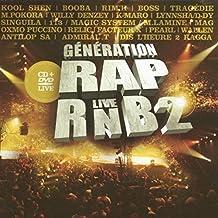 Generation Rap & R'n'B Live à Bercy (inclus 1 DVD)