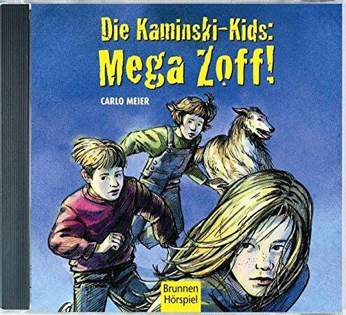 Die Kaminski-Kids: Mega Zoff!: Hörspiel Nr. 1 / Buch Band 2 (Die Kaminski-Kids-Hörspiele)