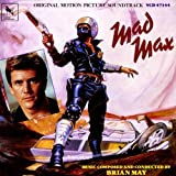 Songtexte von Brian May - Mad Max