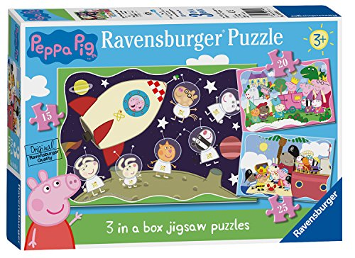 Ravensburger UK 6959 Peppa Pig Puzzle