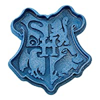 Cuticuter Hogwarts Harry Potter Cookie Cutter, Blue, 8 x 7 x 1.5 cm