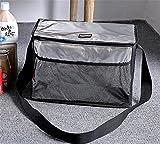 Melnne - SanNeng Picknicktasche Thermal Mittagessen Tasche / Kühltasche, Kühlbox 5L-8L-18L Unisex Outdoor mit Außentasche von Melnne