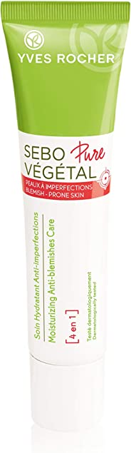 Yves Sebo Pure Vegetal Moisturizing Anti-Blemish Care