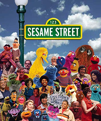 Sesame Street: A Celebration of 40 Years of Life on the Street: A Celebration of Forty Years of Life on the Street