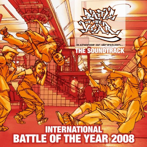 International Battle of the Year 2008 - The Soundtrack