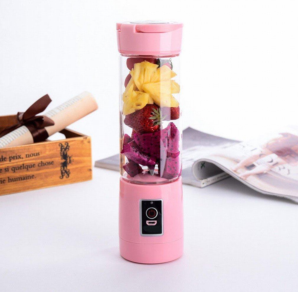 Home Juicer Juice Juice Cup Juice Juice Machine,Rosa