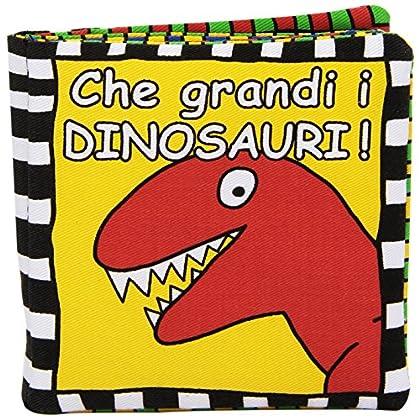 Che Grandi I Dinosauri! Ediz. Illustrata