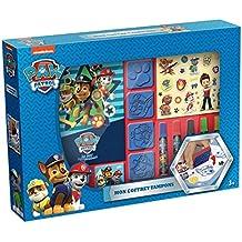 Canal Toys CT37002–Estuche de sellos de La Patrulla Canina–Juego para crear