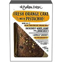 The Baker's Dozen Fresh Orange Cake Bag, 150 g