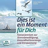 Dies ist ein Moment für dich 15 Fantasiereisen zur Stressbewältigung, Gesundheitsvorsorge und Entspannung - Anne-Katrin Müller