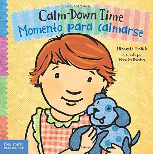 Calm-Down Time/Momento para Calmarse por Elizabeth Verdick