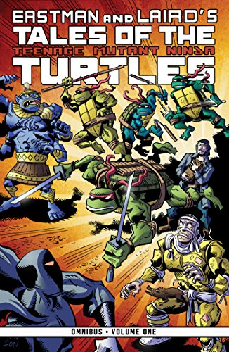 Tales of the Teenage Mutant Ninja Turtles Omnibus, Vol. 1 (Tales of TMNT Omnibus, Band 1)
