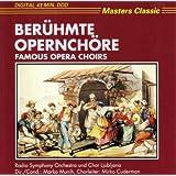 Berühmte Opernchöre: Meistersinger - Bajazzo - Troubadour - Lohengrin - Nabucco - Aida