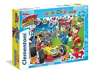 Clementoni 23709 Puzzle Puzzle - Rompecabezas (Puzzle Rompecabezas, Dibujos, Niños, Niño/niña, 4 año(s), 5 año(s))