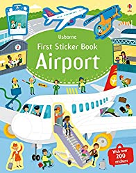 First Sticker Book: Airport (First Sticker Books)