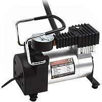 xectes 12V - 150 PSI Heavy Duty Air Pump - Electric Car Bike Metal Air Compressor Pump Tire Inflator