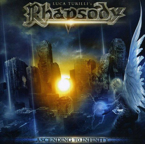 Luca Turilli's Rhapsody: Ascending to Infinity (Audio CD)