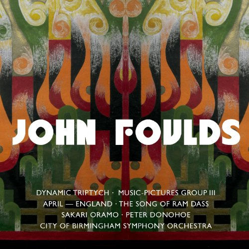 Foulds : Dynamic Triptych Op.88 : II Dynamic Timbre