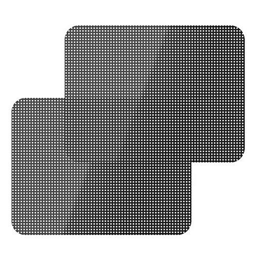 Liteness elettrostatica autoadesivo per ombreggiamento solare pellicola extra large per auto elettrostatica 2 pezzi 72 52 cm auto elettrostatica extra large
