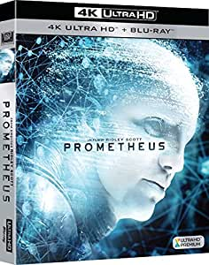 Prometheus (Blu-Ray 4K Ultra HD + Blu Ray)