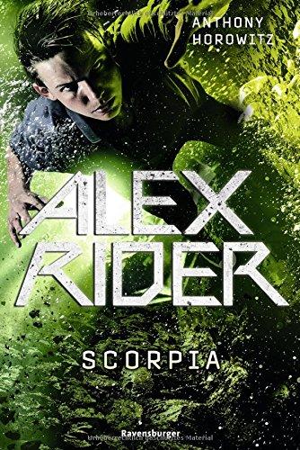 Alex Rider, Band 5: Scorpia