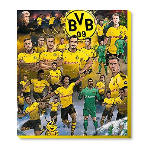 Riegelein Fußball Adventskalender BVB
