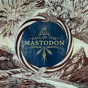 Call of the Mastodon (Clear W Gold/Blue) [Vinyl LP]