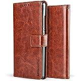 Huawei P8 Lite Cover,Huawei P8 Lite Custodia,Lizimandu [Premium Portafoglio Protettiva] Wallet ...