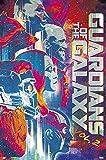Guardianes De La Galaxia Vol.2 Póster Multicolor