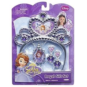 Disney Sofia - 65696 - Accessoire Pour Déguisement - Set Tiare Et Bijoux
