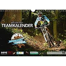 Freeride Crew Grimma - Offizieller Teamkalender (Wandkalender 2018 DIN A4 quer): Downhill Mountainbiking (Monatskalender, 14 Seiten) (CALVENDO Sport) [Kalender] [Apr 15, 2017] PM, Photography