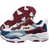 Fila Womens Low Top Lace Up Fashion Sneakers