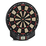oneConcept Dartomat Electronic Dartboard Soft Tip (26 Games with More Than 70 Varieties, Sound, Includes 6 Soft Tip Darts & 6 Replacement Tips) - OneConcept - amazon.co.uk