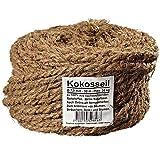 Kokosseil 7 mm - Baumanbinder aus Kokosfaser - ungefärbte Naturfaser - 50 m