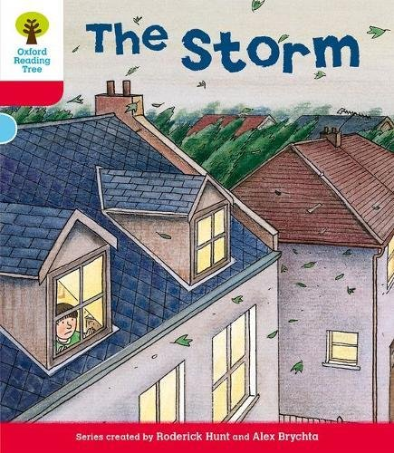 Oxford Reading Tree: Level 4: Stories: The Storm por Roderick Hunt