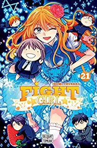 Fight Girl Edition simple Tome 21