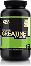 Optimum Nutrition (ON) Micronized Creatine Monohydrate Powder - 57 Servings (Unflavored)