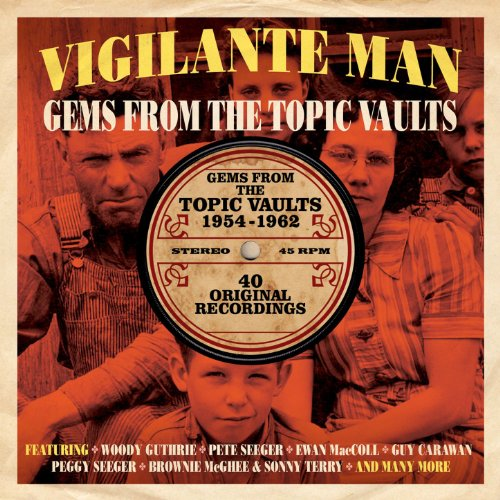 Vigilante Man: Gems from the T...