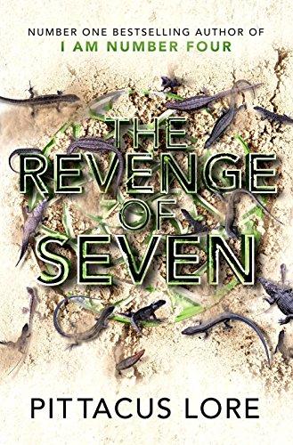 The Revenge of Seven: Lorien Legacies Book 5