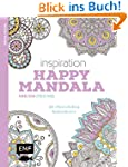 Inspiration Happy Mandala: 50 Mandala...