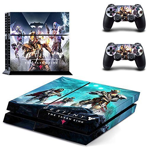 lucky-store-brand-new-destiny-the-taken-king-designed-skin-sticker-decals-for-sony-ps4-playstation-4